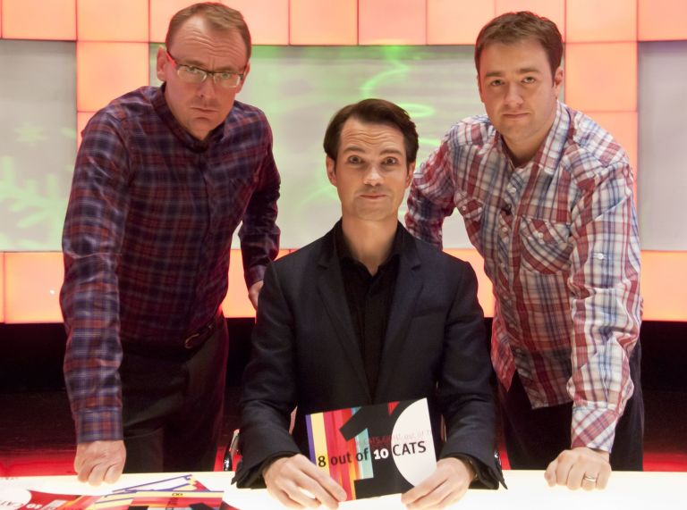 watch jimmy carr funny business online