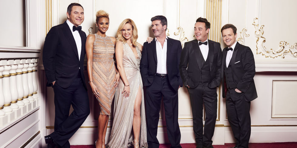 David walliams britains got talent wife sexual dysfunction
