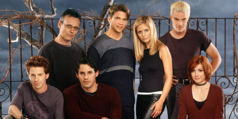 buffy the vampire slayer season 4 cast seth green anthony stewart head nicholas - Black Christmas 2006 Cast