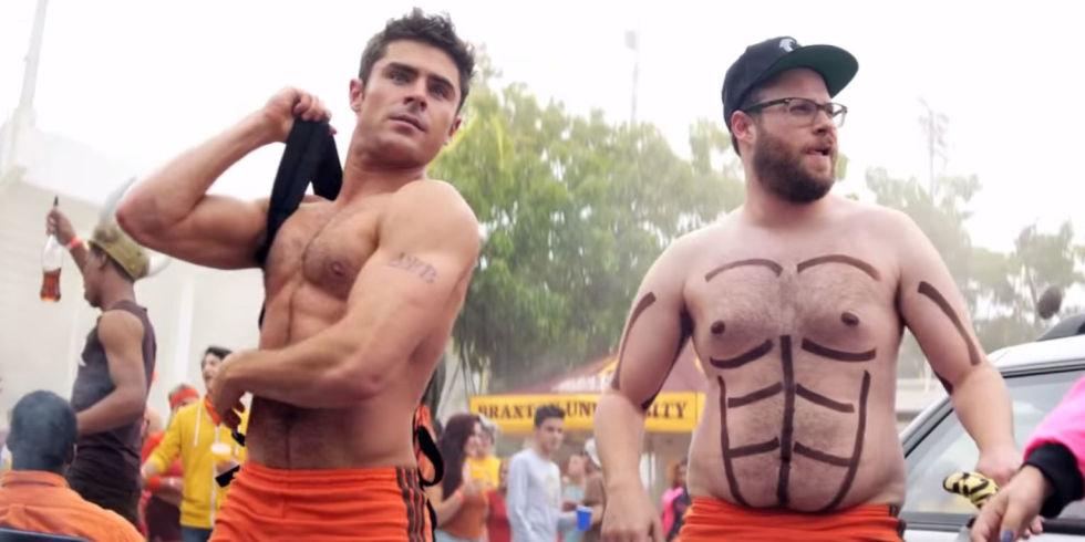 gay Zac dance efron