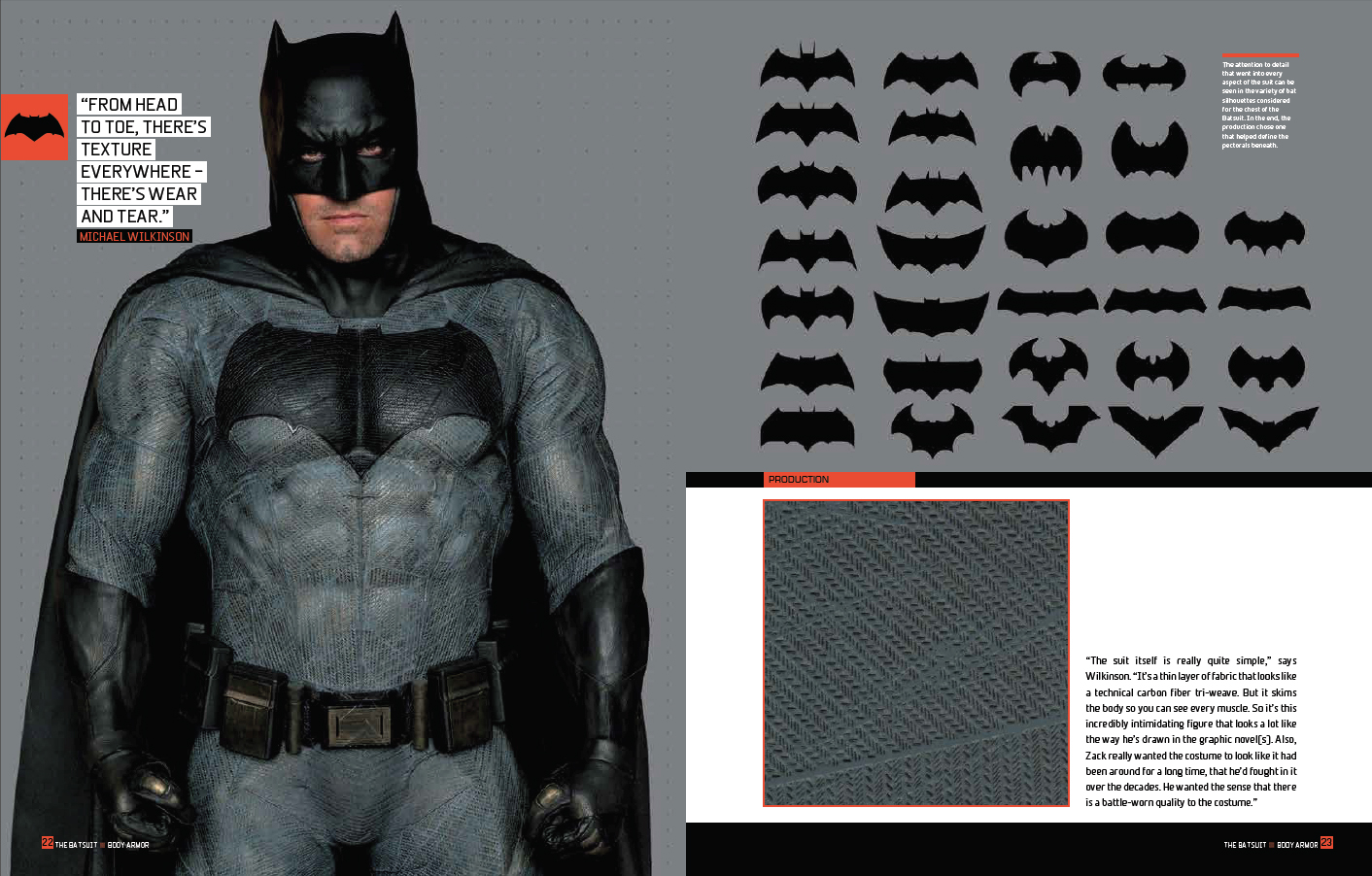 Fashion of the bat an extremely thorough examination of batman s - New Costume For Batman Yes Or No Archive The Superherohype Forums