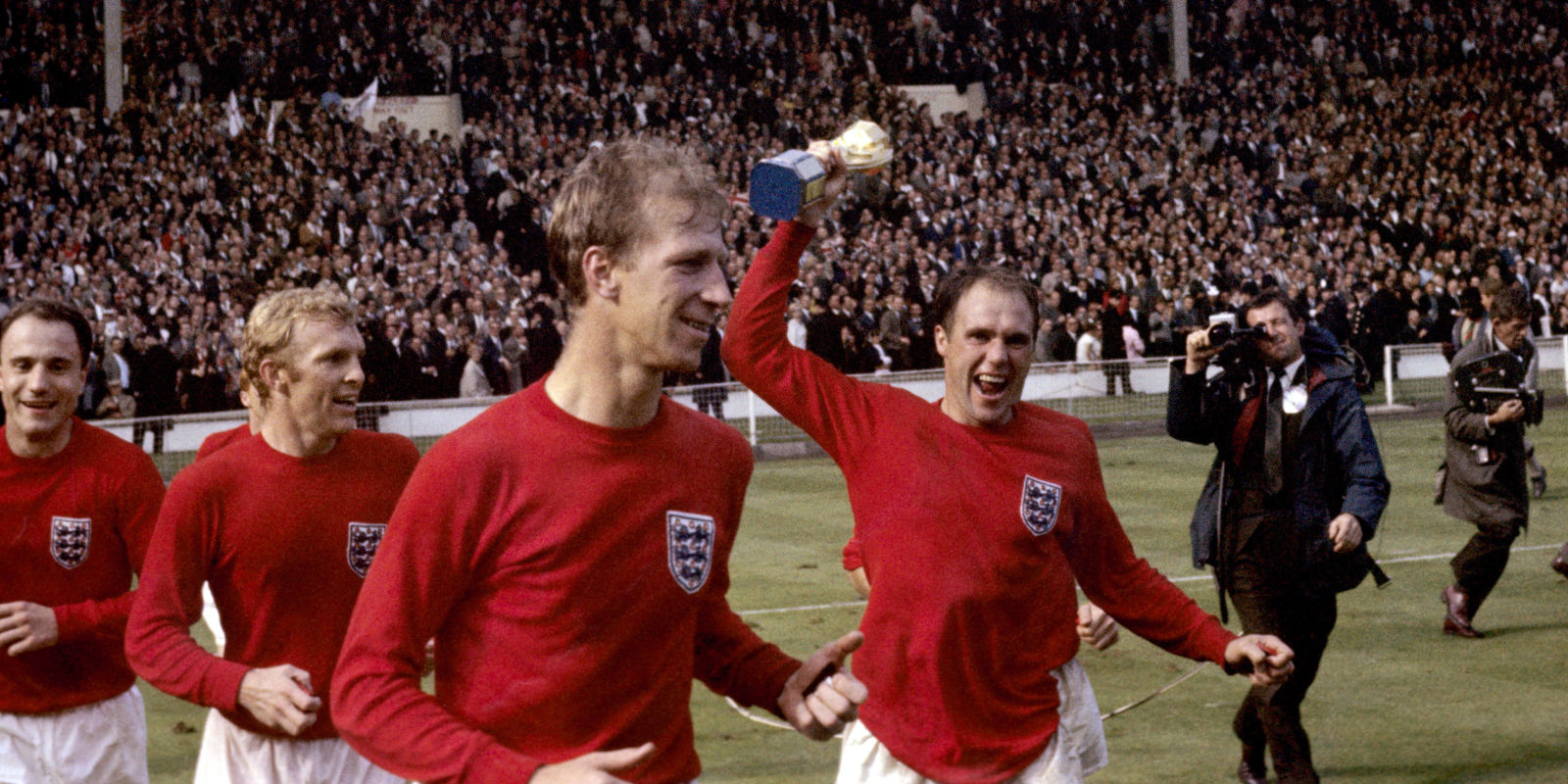 England's 1966 World Cup triumph to be recounted minute-by-minute on the 50th anniversary