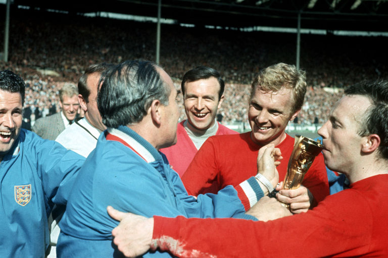 England's 1966 World Cup triumph