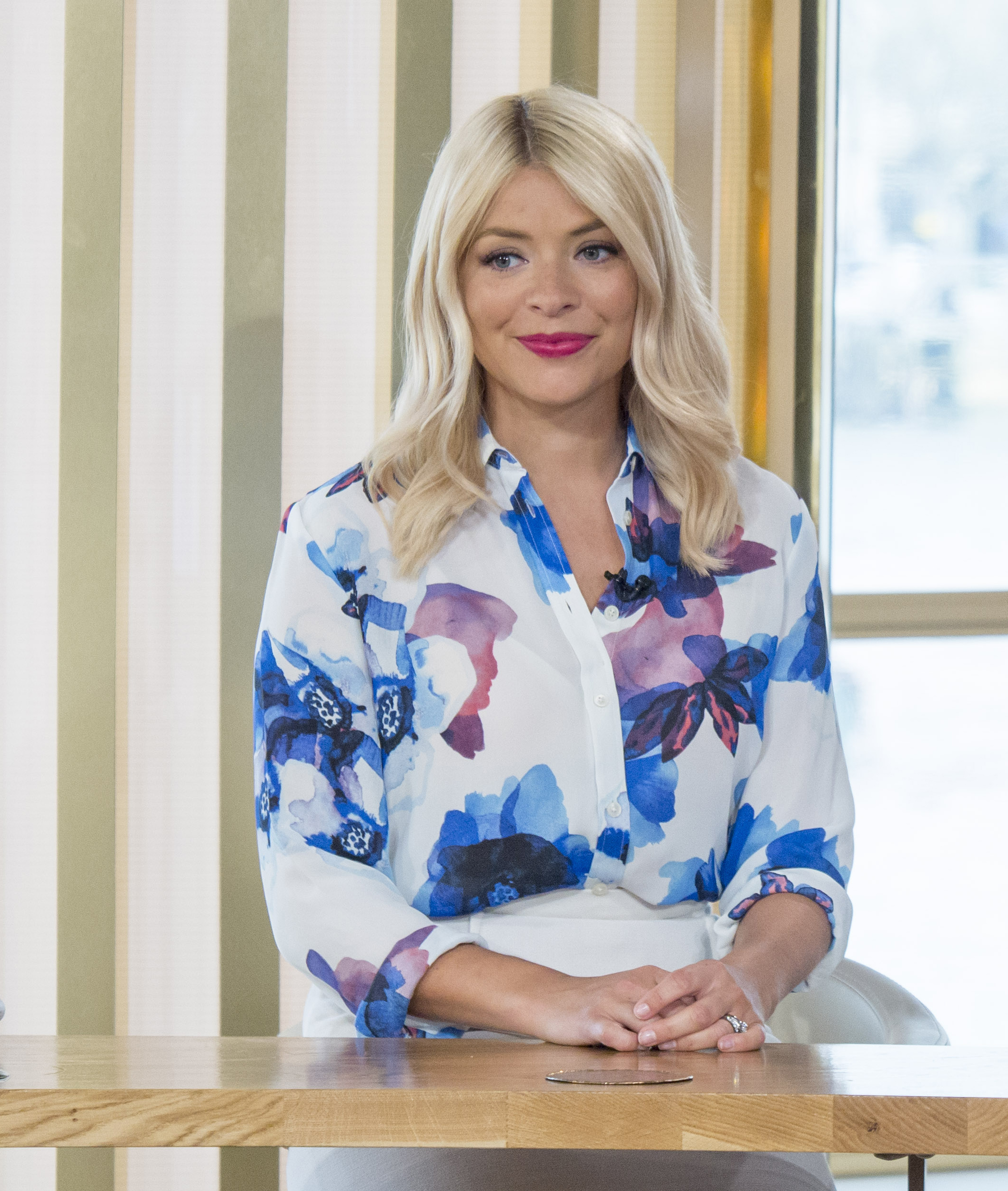 This Morning host Holly Willoughby in pictures