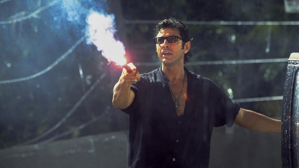 video jeff goldblum appear jurassic world sequel news