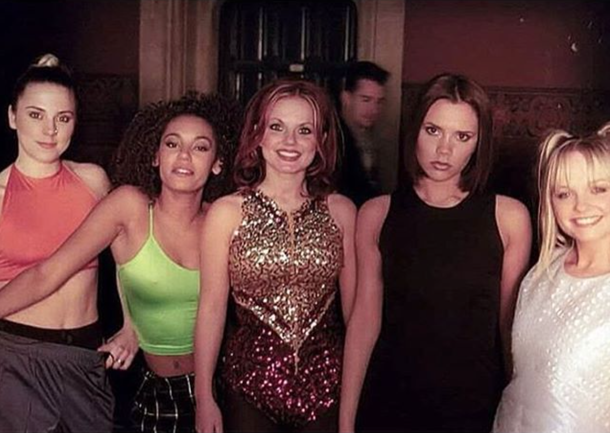 Spice Girls filmed the video for 'Wannabe' 20 YEARS AGO ...