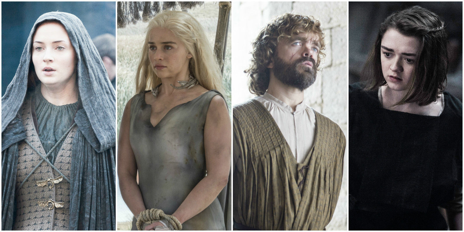 Game of Thrones season 6 deaths: here are the odds on Tyrion, Arya ...
