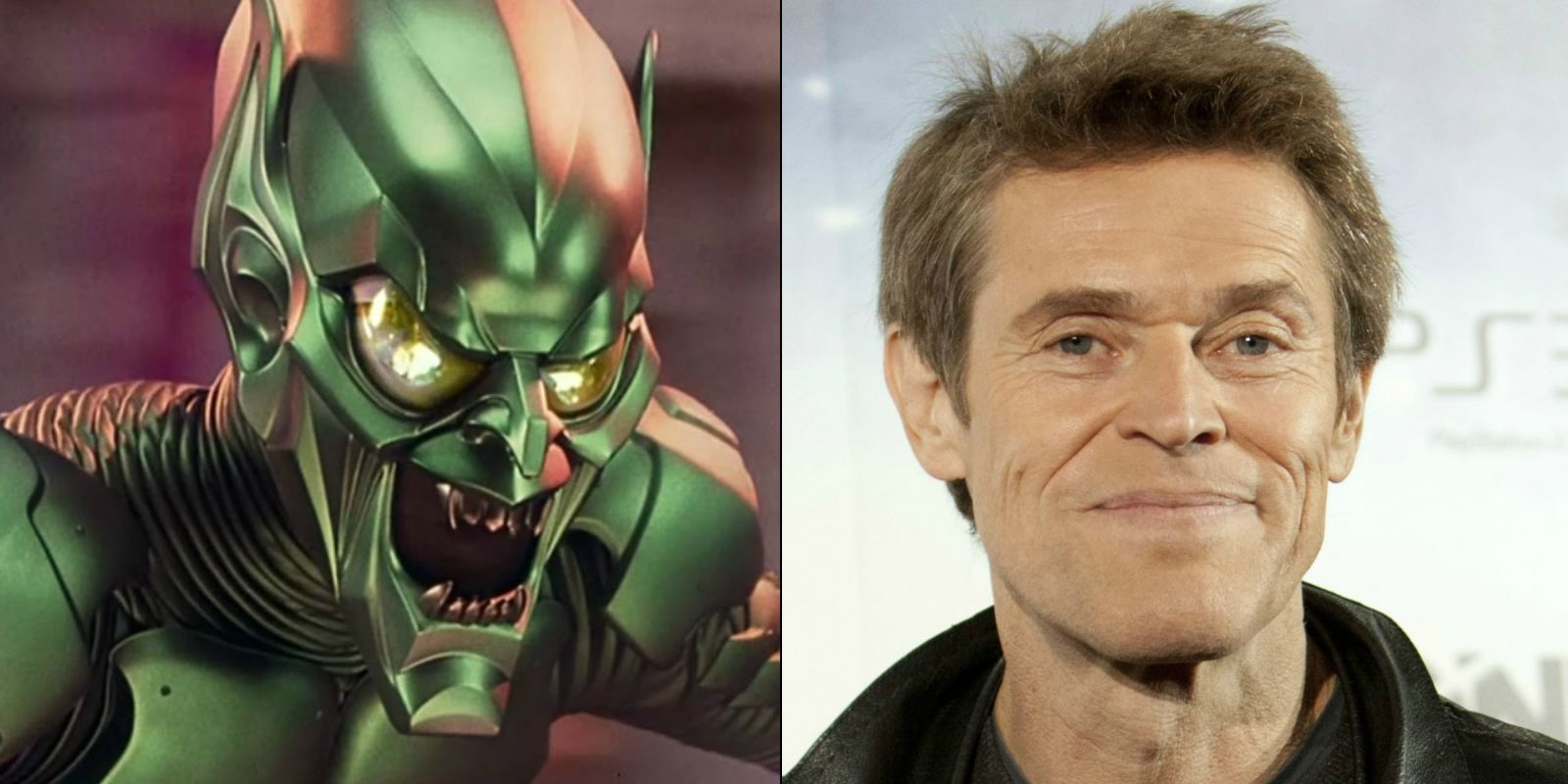 "Spider-Man villain Willem Dafoe is cast as ""a good guy"" in ..."