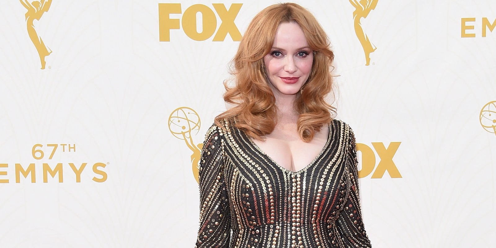 Christina Hendricks signs up to the cast of Ice Cube comedy Fist Fight