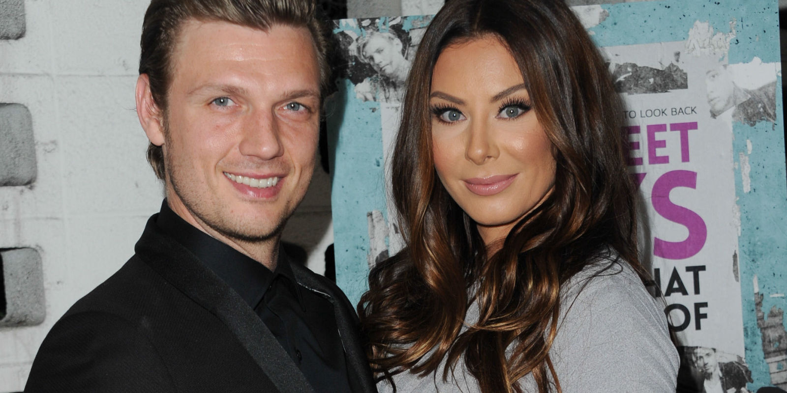 Nick Carter Just Shared the Cutest First Photo of His Backstreet Baby