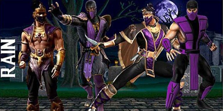 Prince actually inspired a secret Mortal Kombat character
