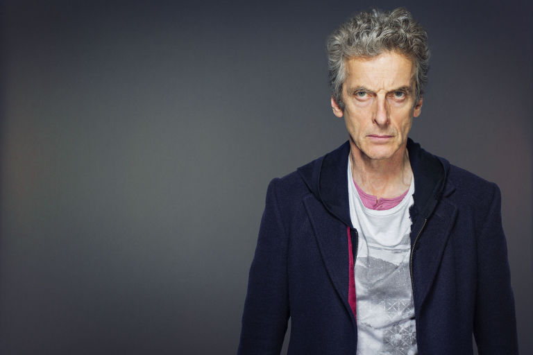 peter capaldi in doctor who series 9