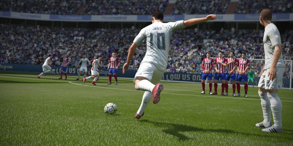 Геймплейный трейлер FIFA 17
