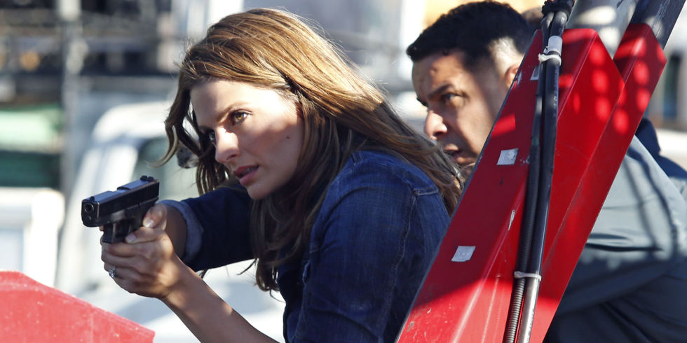 Castles Stana Katic Reaches Out To Fans After Being Dropped From
