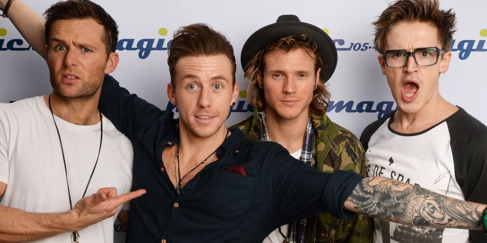 McFly scrapped their b...