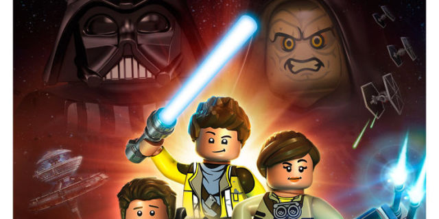 The Lego Star Wars series is coming to TV sooner than you expected