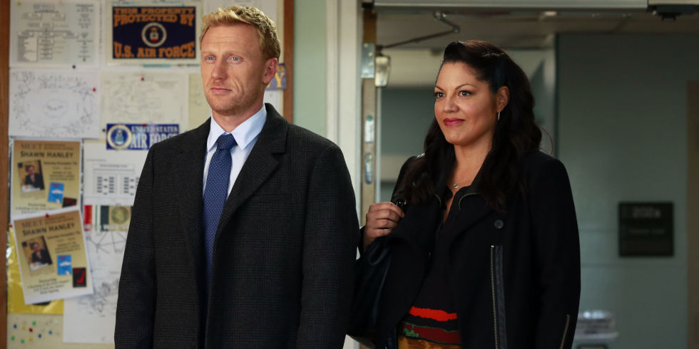 Is Sara Ramirez hinting that she\'s leaving Grey\'s Anatomy?!