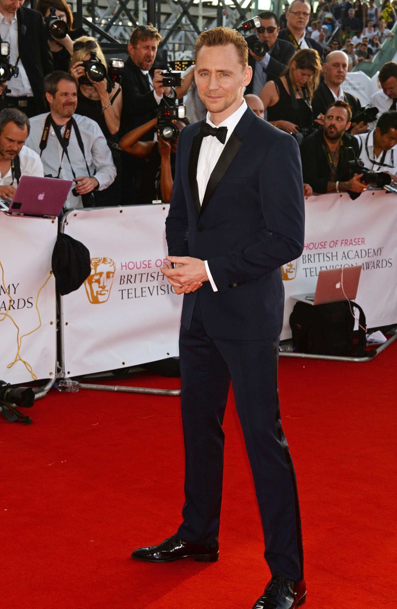 Tom Hiddleston, BAFTAS