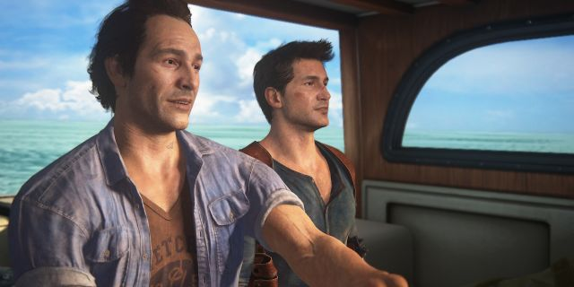 Uncharted 4, Uncharted, PS4
