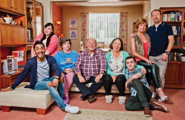 Two Doors Down  sc 1 st  Digital Spy & Two Doors Down series 2 is confirmed by BBC Two pezcame.com