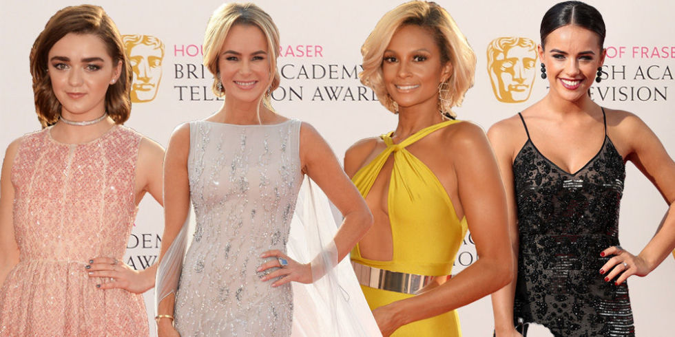BAFTA, tapete vermelho vestidos