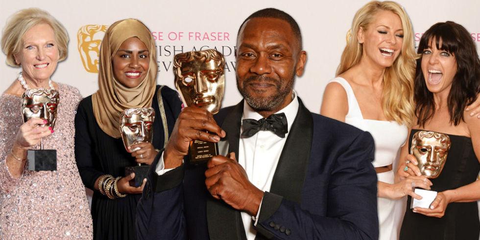 Bafta Winners: BAFTA TV Awards 2016: Wolf Hall, Peter Kay's Car Share