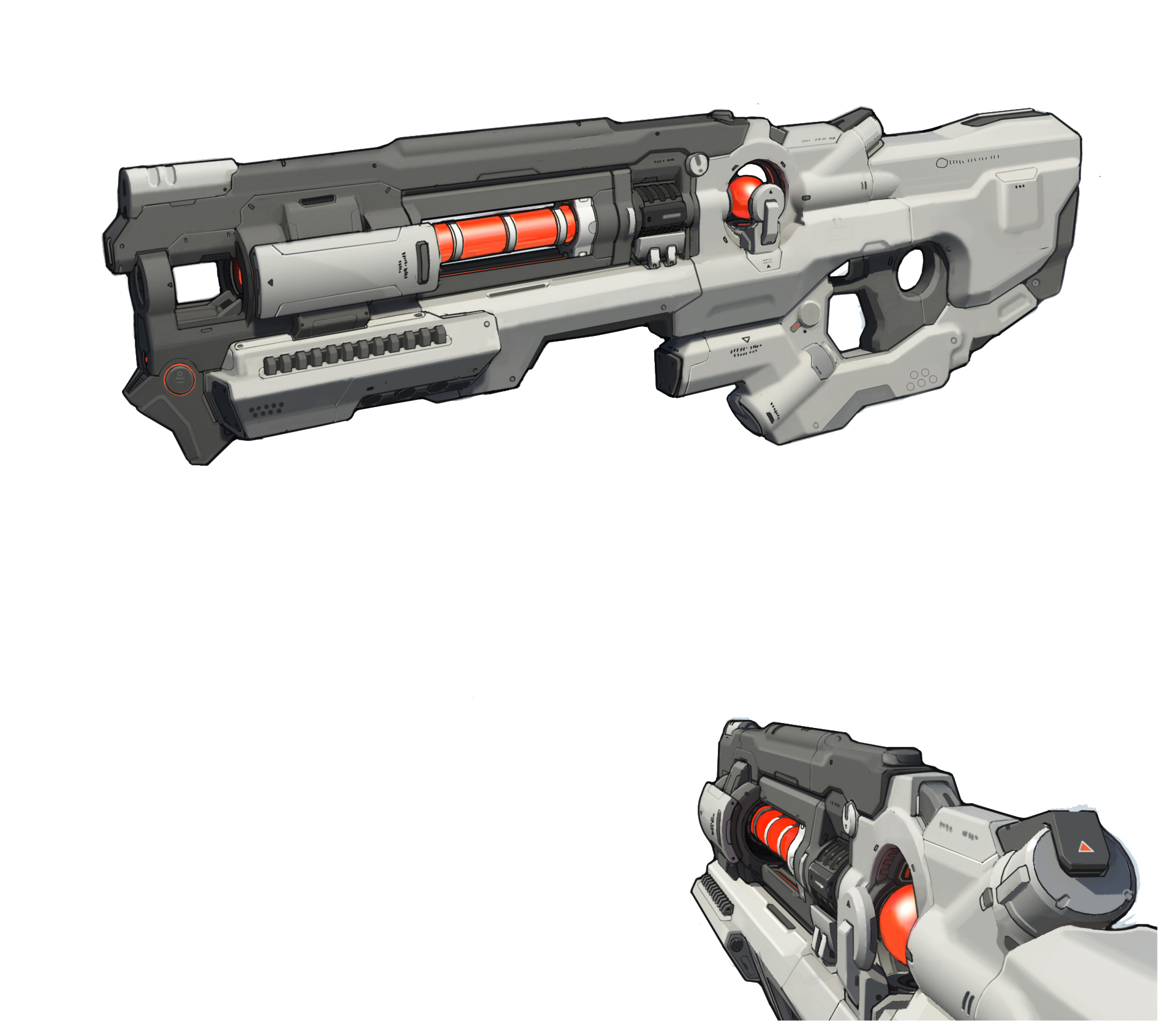 Here's everything you need to know about Doom's badass guns