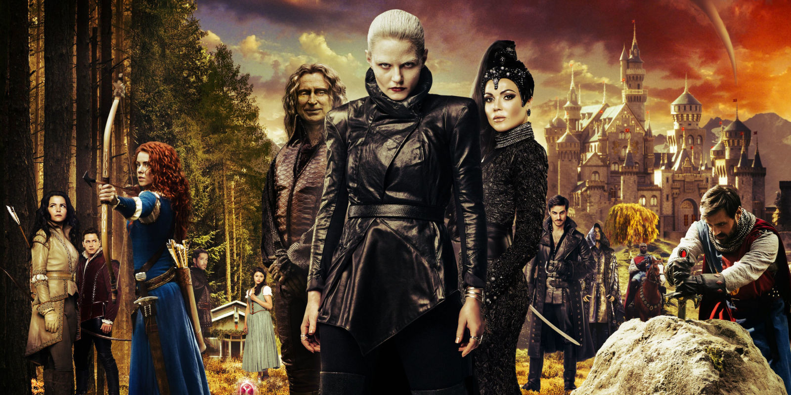 Once Upon a Time is bringing back a character who's been ...