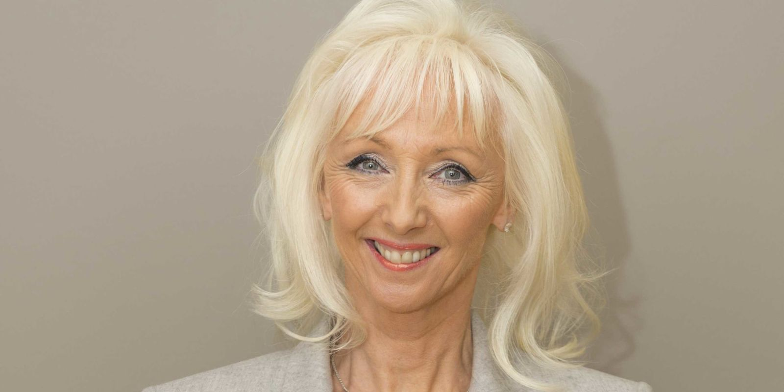 Debbie McGee of Strictly Come Dancing reflects Mrs. Merton's iconic interview