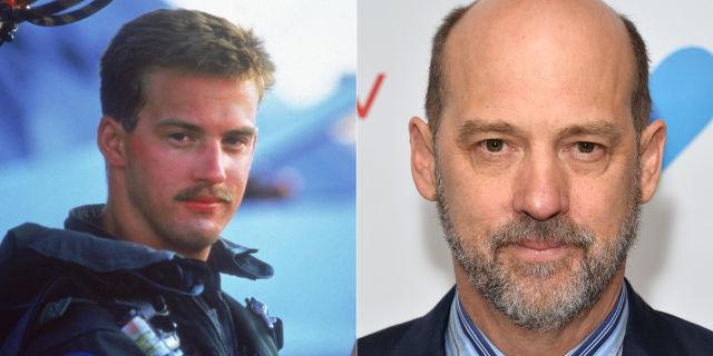 Hollywood And Wolfman Top Gun