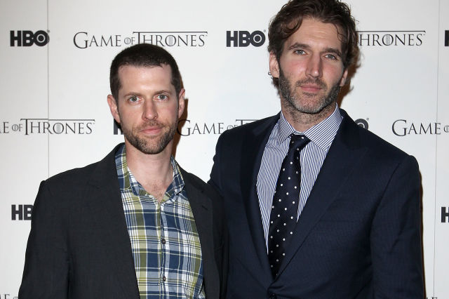 DB Weiss ve David Benioff