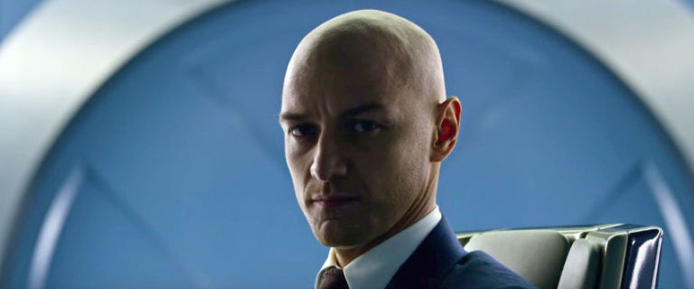 Image result for james mcavoy xavier