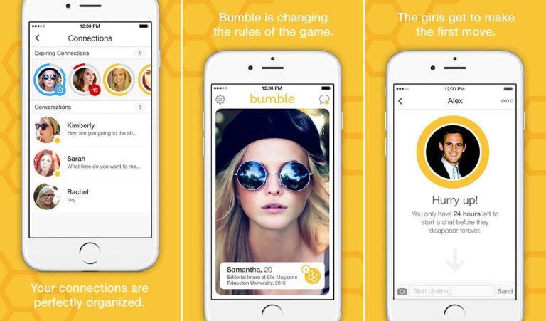 bumble dating android november