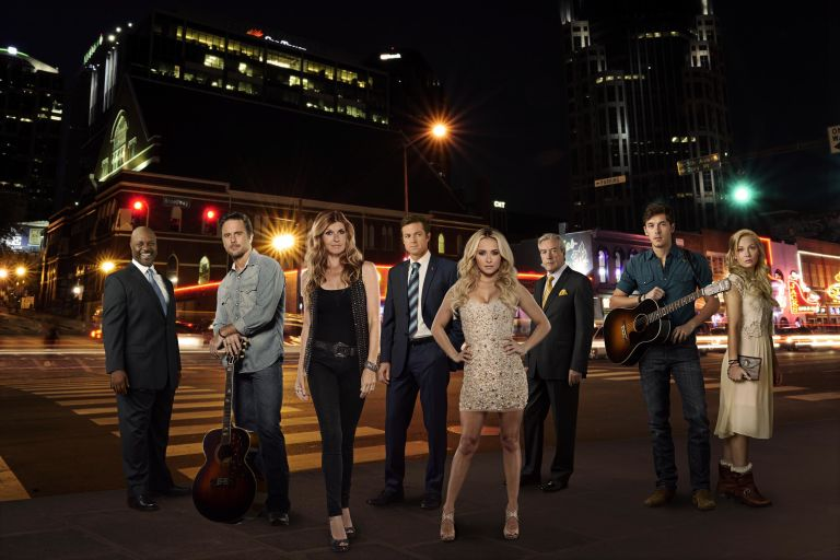 Uktv Nashville Season 1 Cast Shots And Episode