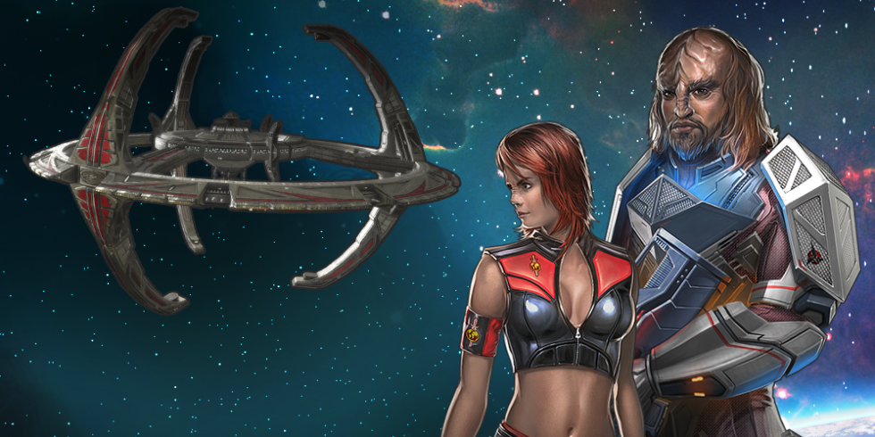 Star Trek Online is beaming its way up to Xbox One and PS4