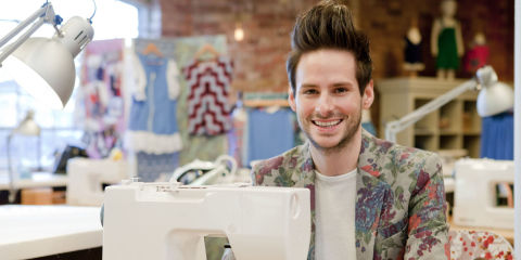 Duncan is the first to leave The Great British Sewing Bee