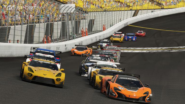 Gran Turismo Sport Preview More 65 Than Full Blown