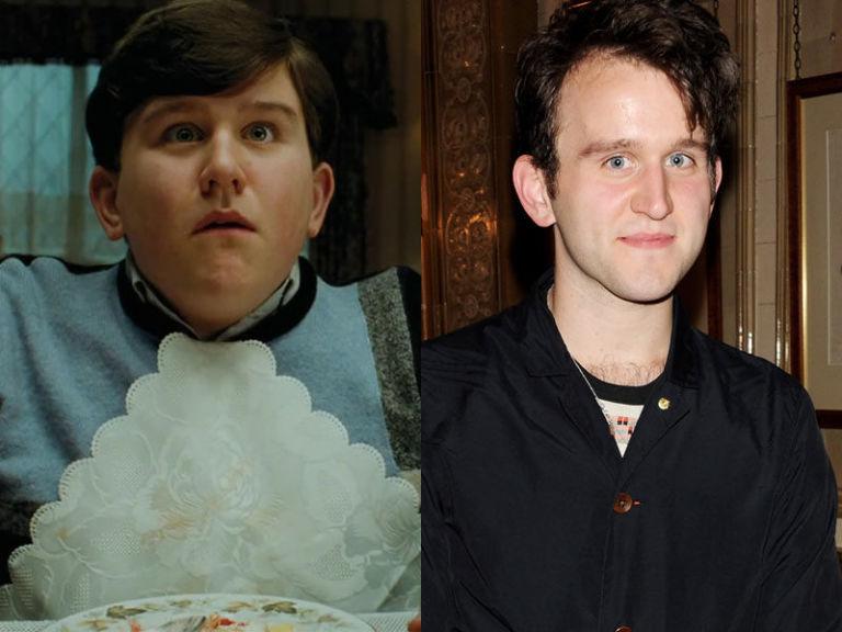 Resultado de imagem para harry potter cast now and then 2018