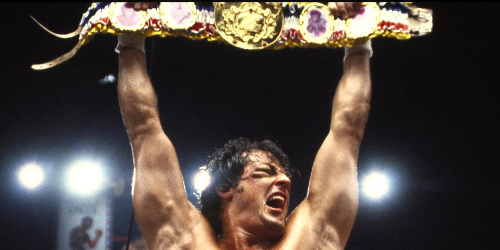 Resultat d'imatges de Rocky II