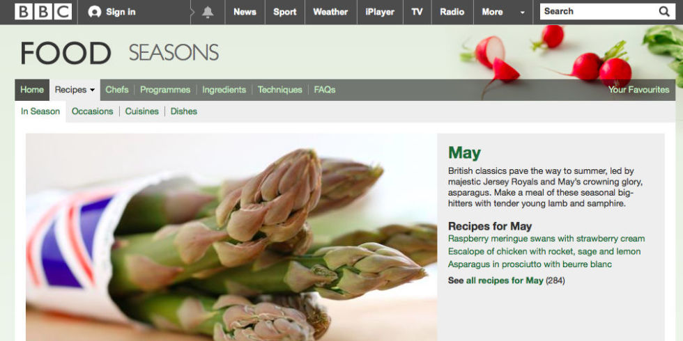 Bbc food recipes are being axed and everyone is livid bbc forumfinder Images