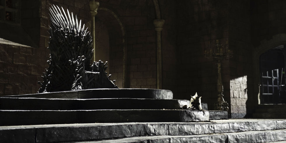game thrones iron. The Iron Throne In Game Of Thrones