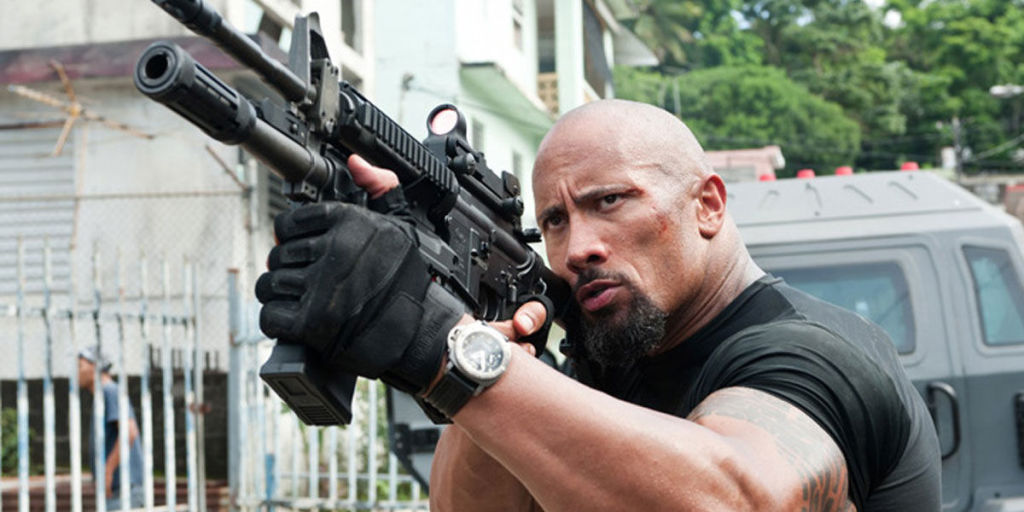 Dwayne Johnson is dropping some crazy hints about his Fast & Furious 8 jail time