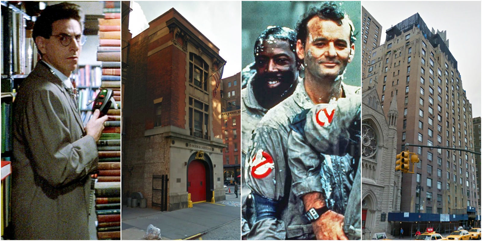Dana S Apartment Building Ghostbusters how to tour new york city like a ghostbuster – from dana's central