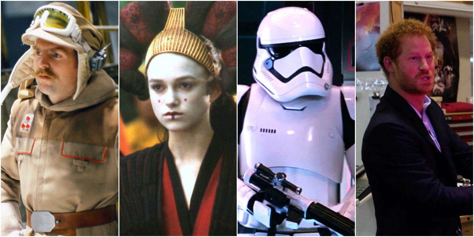 All the Celebrity Cameos in 'Star Wars: The Last Jedi'
