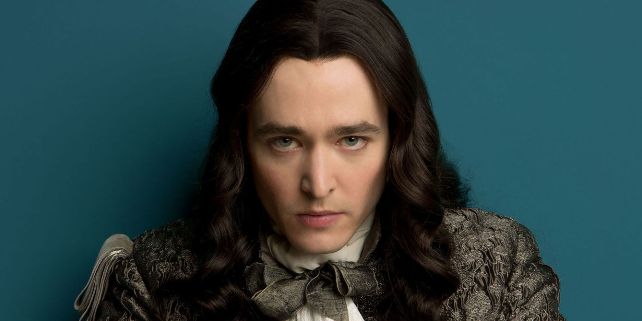 Versailles Why All The Fuss Series Star Alexander Vlahos