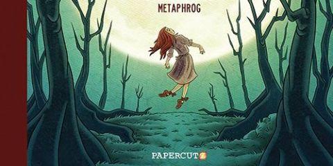 Metaphrog Red Shoes
