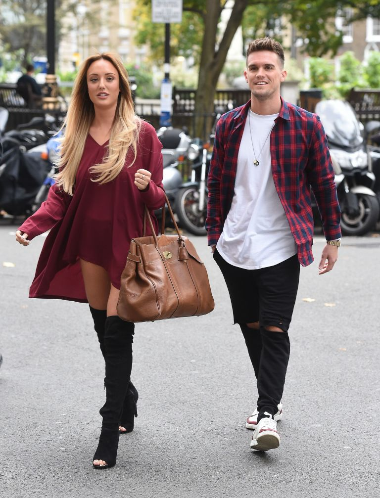 Gaz and charlotte dating again after being cheated