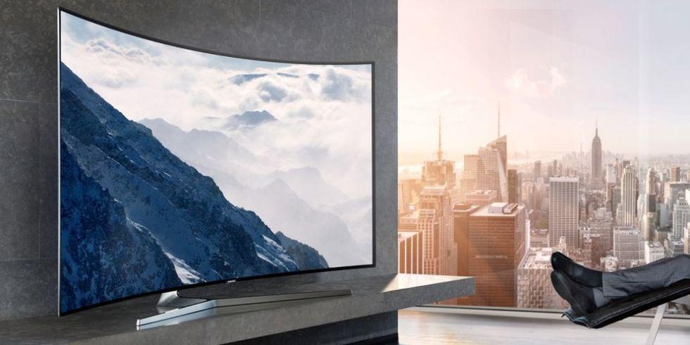 Samsung UE55KS9000 TV