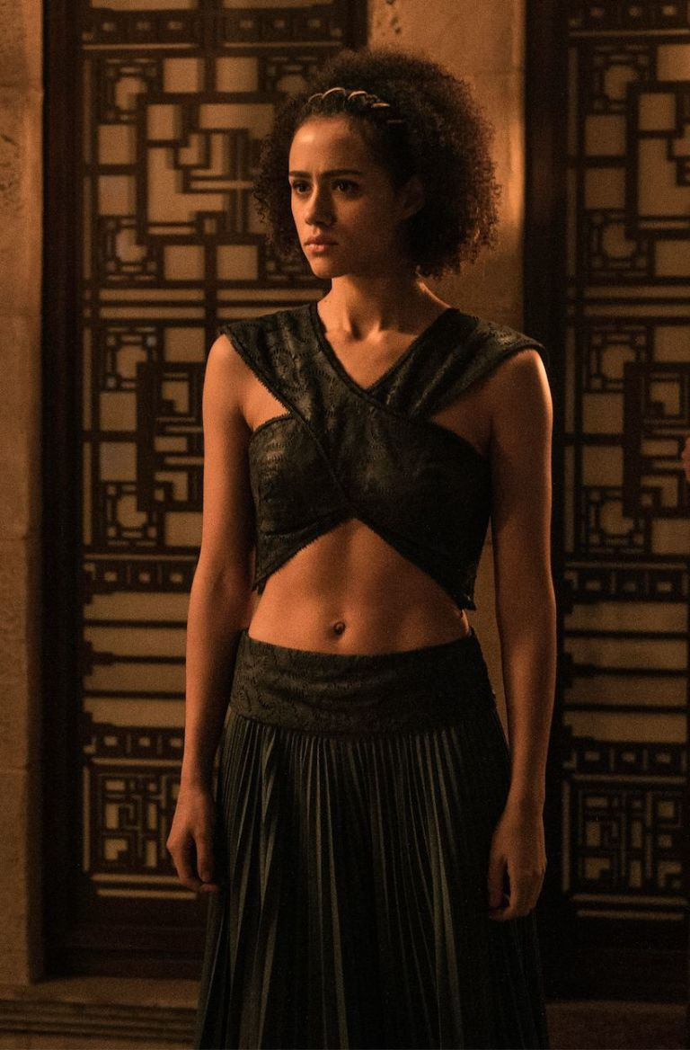 could game of thrones' nathalie emmanuel play marvel's new iron man