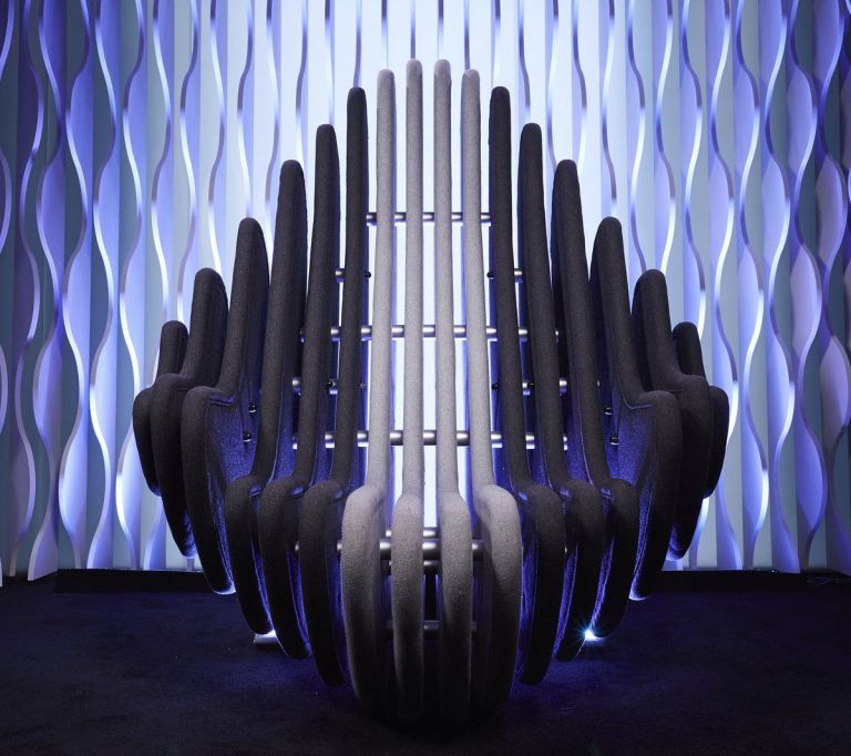 The Big Brother 2016 Diary Room chair & Big Brother 2016 has unveiled the all-important Diary Room chair so ...